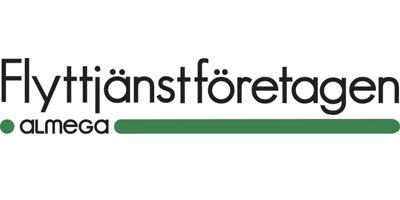 Stocholms Stadsbud - Almega Flyttjänstföretagen Logotyp